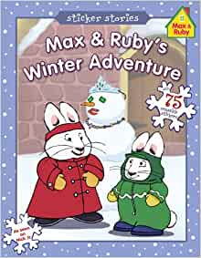 max ruby 39 s winter adventure max and ruby. Black Bedroom Furniture Sets. Home Design Ideas