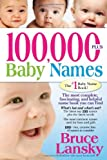 img - for 100,000 + BABY NAMES:The Most Complete Baby Name Book book / textbook / text book