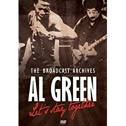 Green, Al - Lets Stay Together: The Broadcast Archives
