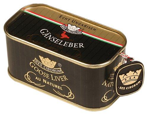 Premium quality goose foie gras 140g (4.94oz)