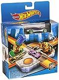 Hot Wheels  - Hot Wheels Playsets básicos - Cyborg Crossing (Mattel)