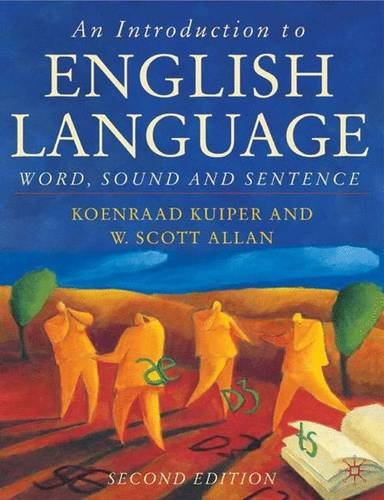 Odreutbridge download ebook an introduction to english language an introduction to english language word sound and sentence by koenraad kuiper fandeluxe Choice Image
