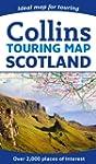 Collins Scotland Touring Map
