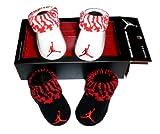 Nike Air Jordan Newborn Baby Booties, Size 0-6 Months