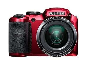 Fujifilm Finepix S4800 Appareil photo numérique Réflex 16 Mpix  Rouge