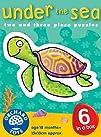 Under the Sea 2-3 Piece Puzzles