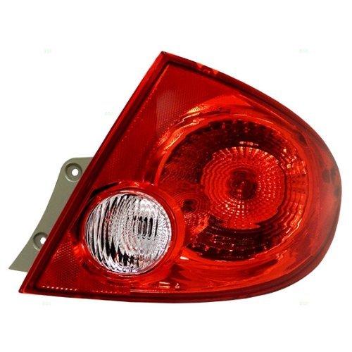 carpartsdepot-05-10-chevy-cobalt-sedan-right-tail-light-gm2801190-red-brake-clear-reverse-lens-by-ca