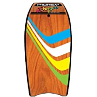 "Morey Woody 41.5"" Body Board (Colors May Vary) from Morey"