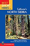 img - for Best Short Hikes in California's North Sierra book / textbook / text book