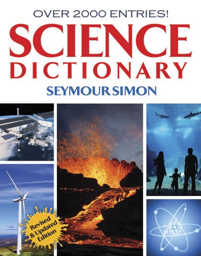 Science Dictionary (Dover Children'S Science Books)