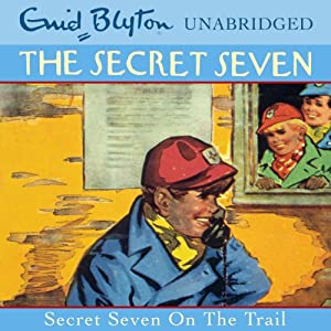 Secret Seven: 4 Audiobook