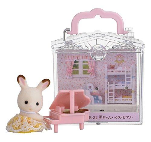 Sylvanian Families Baby House Piano B-32 - 1