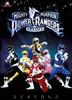 Mighty Morphin Power Rangers Classixx - Season 2