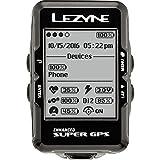 Lezyne Super GPS Bike Computer Black, One Size Lezyne