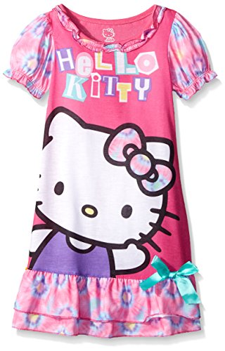 Hello-Kitty-Girls-Gown