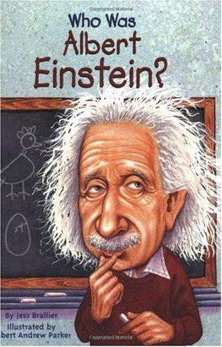 Who Was Albert Einstein? (Who Was...?)