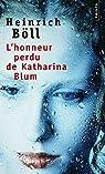 L'honneur perdu de Katharina Blum par Böll