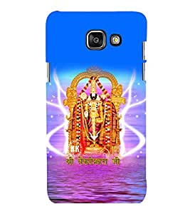 printtech Balaji Back Case Cover for Samsung Galaxy A5 (2016) :: Samsung Galaxy A5 (2016) Duos with dual-SIM card slots