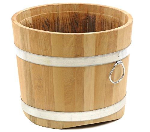 Dehner-Holzkbel--52-cm-Hhe-40-cm-Robinie-natur