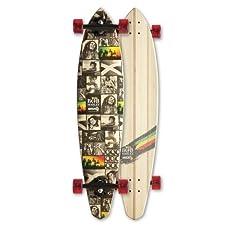 "Sector 9 Bob Marley Revolution Longboard Complete- 40.5"""