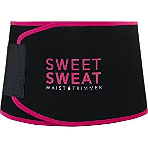 Sweet Sweat Premium Waist Trimmer for Men & Women.