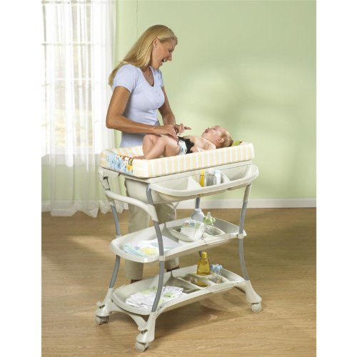 Primo Euro Spa Baby Bath And Changing Table