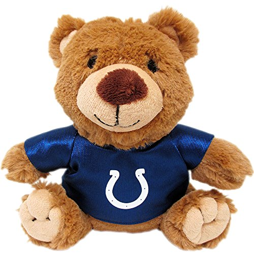 Indianapolis Colts 8'' Plush Hoodie Bear