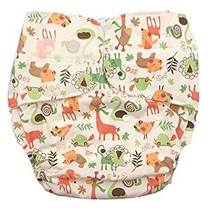 Teen / Adult Cloth Diaper by HappyEndings Eco Diapers