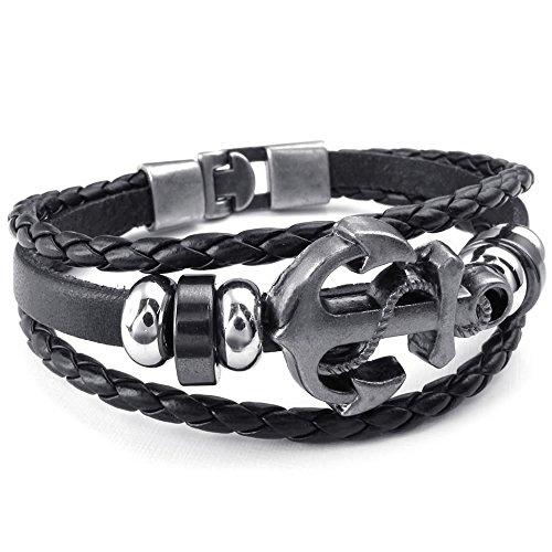 konov-gioielli-bracciale-da-uomo-donna-intrecciato-anchor-ancoraggio-charm-braccialetto-pelle-lega-n