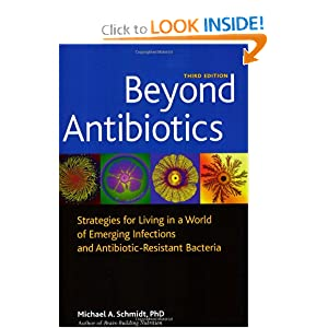 Book about the numbers of emerging infections and antibiotic-resistant bacteria rising sharply.