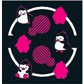 輪るピングドラム ペンギンTシャツ ディープネイビー サイズ:S