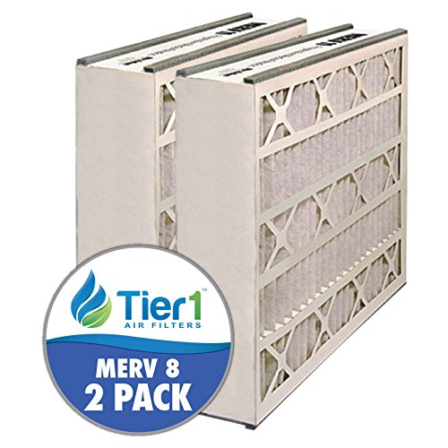 Trion Air Bear 259112-102 & 255649-102 20x25x5 Merv 8 Replacement Air Filter (2 Pack) (Air Bear Air Cleaner compare prices)