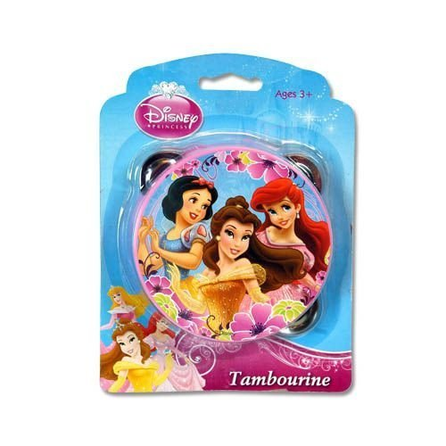 Disney Princess Pretend Play Tambourine