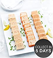 Prawn, Crab & Lochmuir™ Smoked Salmon Terrine Slices
