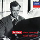 Britten: Piano and Violin Concertos