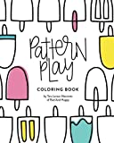 img - for Pattern Play Coloring Book book / textbook / text book
