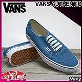 VANS(バンズ) オーセンティック AUTHENTIC Navy/メンズ(men's) 靴 スニーカー(VN-0EE3NVY)