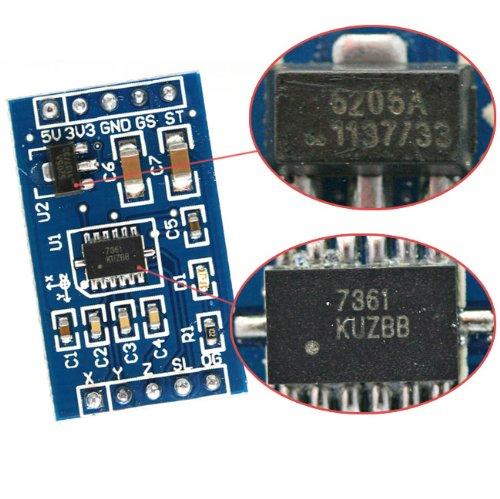 MMA7361 Triple Axis Accelerometer Breakout