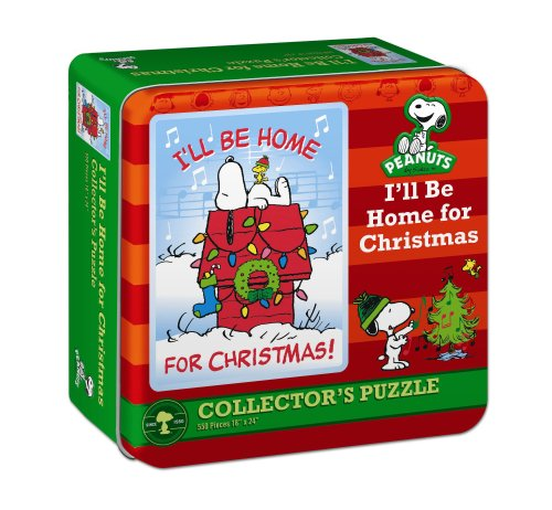 Cheap USAOPOLY Peanuts I Will Be Home For Xmas (B003BLQDWY)
