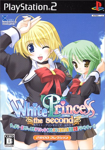 White princess ‐the second‐ (2800コレクション)