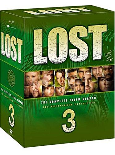 LOST シーズン3 COMPLETE BOX