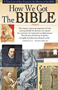 How We Got The Bible by Rose Publishing ebook deal
