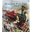 Harry Potter and the Philosopher's Stone: Illustrated...