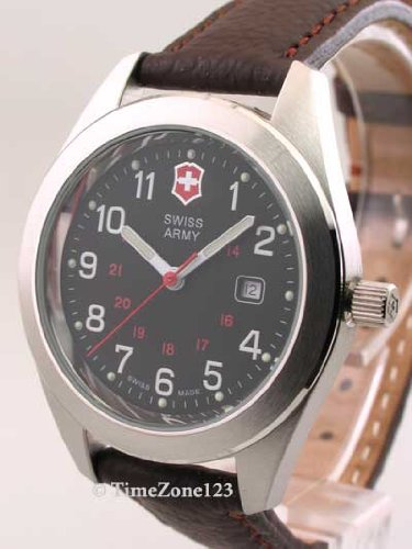 Victorinox 241084 Stainless Swiss Army Youth Watch