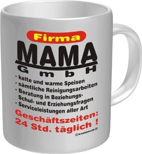 Mama GmbH Tasse