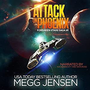 Attack on Phoenix Audiobook