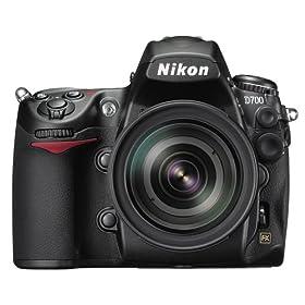 Nikon デジタル一眼レフカメラ D700 レンズキット D700LK ニコン