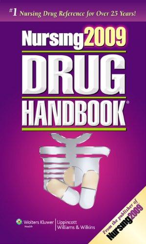 Nursing2009 Drug Handbook with Web Toolkit (Nursing Drug Handbook)