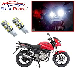 Auto Pearl - LED Parking Bulb Pilot Light / Daytime Running Lens Led Light (4040) For - Bajaj Pulsar 150