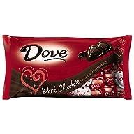 DOVE PROMISES Dark Chocolate Valentin…